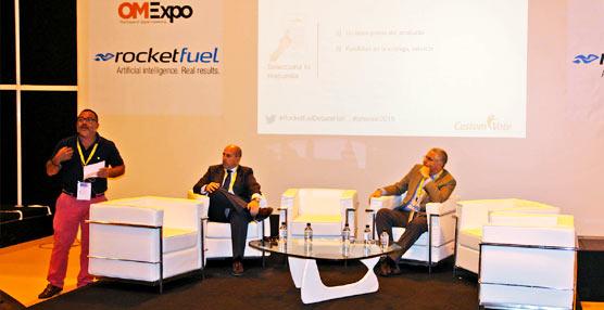 One2One Logistics participa en la Omexpo 2015, Enrique Nader fue el representante de la empresa española