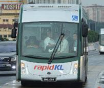 BYD suministra los 15 autobuses eléctricos que sacarán adelante la Sunway Line BRT de Malasia