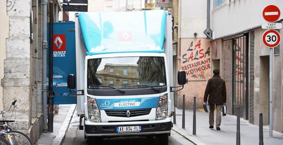 Renault Trucks participa en un proyecto vanguardista para agilizar el tráfico de las urbes