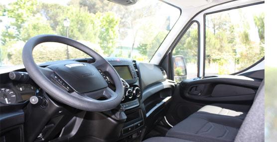 El cambio automático de 8 velocidades del Nuevo Daily Hi Matic proporciona una perfecta conducción