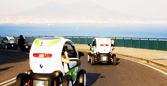 TomTom Telematics toma la decisión de impulsar el carsharing de coches eléctricos con el uso de su plataforma abierta