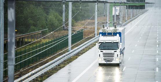 Scania comenzará en 2016 a probar camiones con energía eléctrica en condiciones reales