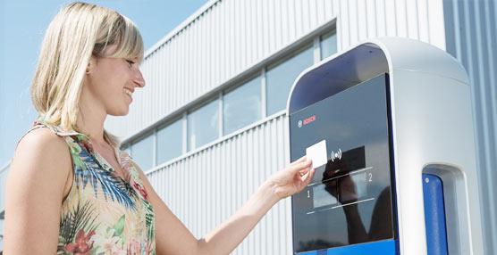 Bosch lanza eMobility en España, para gestionar infraestructuras de recarga de vehículos eléctricos