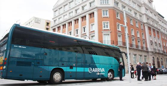 Arriva, transporte oficial del encuentro por los 30 años  de España en la UE organizado por la Diputación de A Coruña