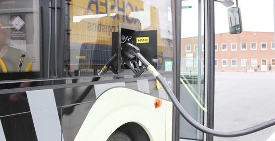 Los autobuses urbanos e interurbanos de Volvo ya tienen la opción de usar diésel sintético (HVO)