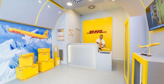 DHL inaugura su punto de venta número 1.000 para particulares, profesionales y Pymes