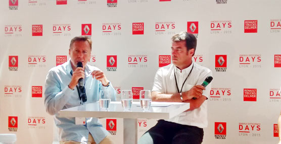 Renault Trucks aprovecha los 'Energy Efficiency Days'  de Lyon para mostrar sus últimas innovaciones (I)