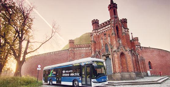La capital de Alemania, Berlín, toma la decisión de optar por los autobuses eléctricos de Solaris