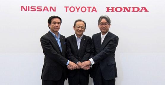 Toyota, Nissan y Honda cierran los detalles de su proyecto de desarrollo conjunto de infraestructuras de hidrógeno