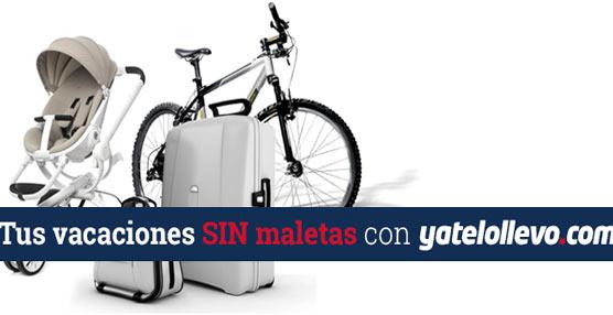 Yatelollevo.com es una opción de la empresa MRW que permite viajar al destino vacacional sin equipaje