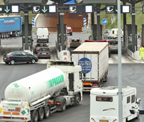 El Consejo de Ministros aprueba el plan de desvío voluntario de vehículos pesados a autopistas de peaje