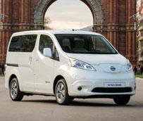 Nissan inicia la fabricación de la versión de siete plazas de la furgoneta 100% eléctrica e-NV200