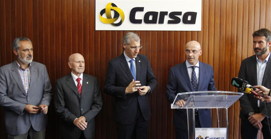 Grupo Castrosua especializará su planta de producción de Carsa en la fabricación del Stellae