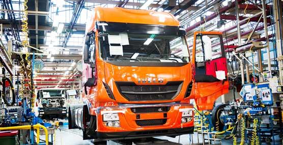 CCOO Industria firma un acuerdo que da estabilidad a las plantas españolas de Iveco tras el plan industrial presentado