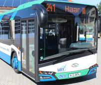 El nuevo Solaris Urbino 12 empieza a transportar a sus primeros pasajeros en la región de Baviera (Alemania)