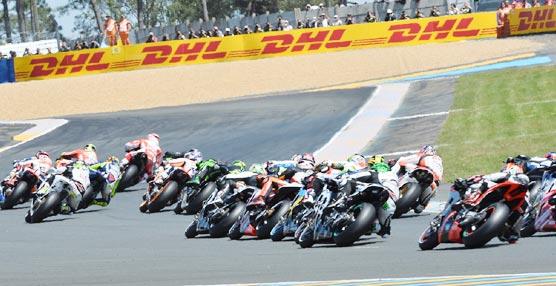 DHL firma un acuerdo como socio logístico oficial del Mundial de MotoGP