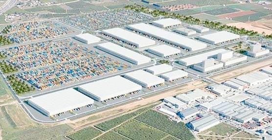 La contratación logística en Madrid y Barcelona se emplaza en los 525.000 metros cuadrados hasta el mes de junio