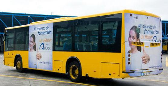 Guaguas Municipales y la Universidad de Las Palmas promueven el transporte público