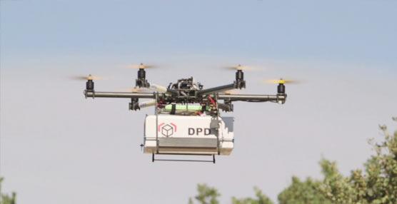 DPDgroup, del que es miembro Seur, crea una terminal de entrega de paquetes para drones