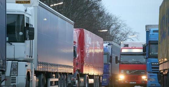 Transportistas de Cuenca denuncian el aumento de los robos de mercancía y combustible
