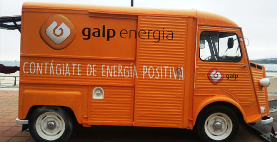 Galp lanza una campaña para promocionar sus combustibles por las playas españolas