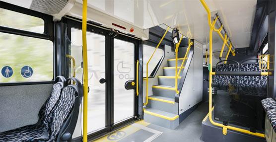 Autobuses y Autocares VDL hace entrega del primer Citea de doble piso y suelo bajo a BVG