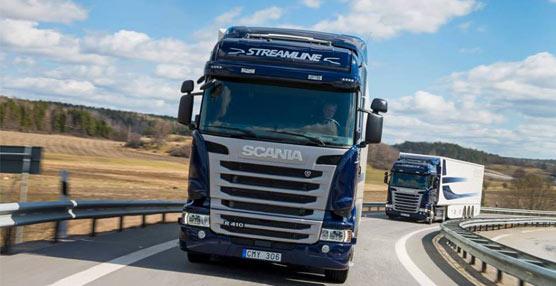 Los vehículos industriales crecen un 65% en julio impulsados por la venta de camiones pesados