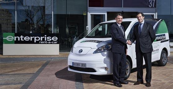 Enterprise Rent-A-Car lanza en España su nueva aplicación para gestionar de forma integral el alquiler de vehículos