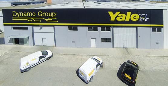 Yale obtiene nuevas zonas de mercado en España gracias a un pacto con Dynamo Group