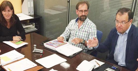 Ayuntamiento de Valladolid y Junta de Castilla y León impulsarán medidas para avanzar en el transporte metropolitano