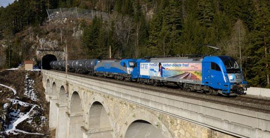 El Grupo Rhenus potencia su servicio de transporte ferroviario en Europa, adquiriendo el 50% de LTE