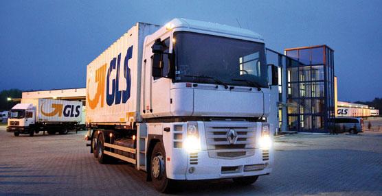 GLS acorta los plazos de entrega de paquetes a Alemania, Reino Unido, Irlanda e Italia