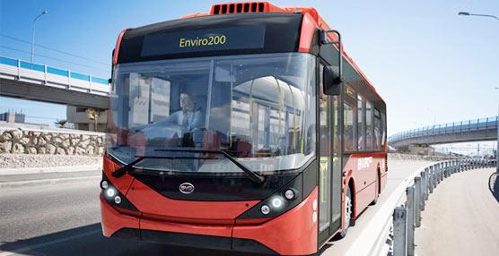 BYD y ADL fabricarán para la ciudad de Londres la mayor flota de autobuses eléctricos en Europa