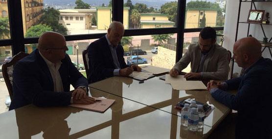 Zona Franca de Cádiz inicia los trámites para el estudio geotécnico de la parcela del Centro de Negocios de La Línea