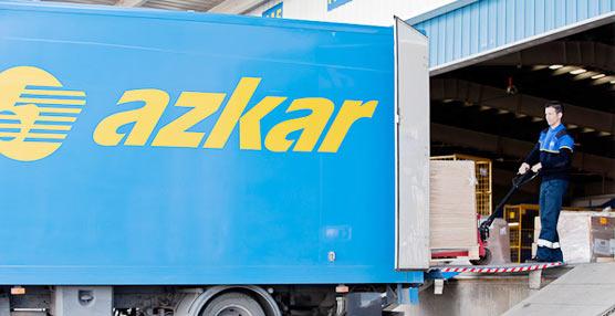 Azkar trasladará los productos donados a los Bancos de Alimentos a lo largo de toda la geografía española