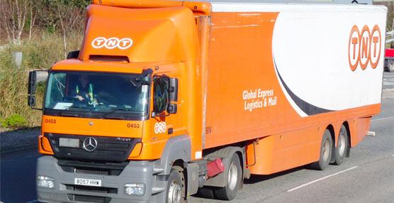 TNT pone en marcha una ruta directa entre la ciudad española de Valencia y la capital gala, París