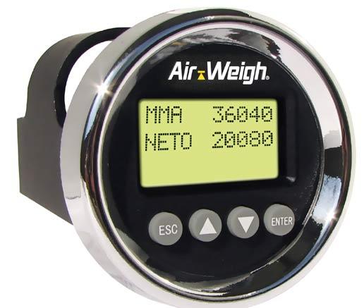 Reber Transporte usa sistemas de pesaje Air Weigh, que ayudan a tener el peso de sus vehículos bajo control