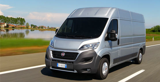 Fiat Professional obtiene varios galardones en los 'Commercial Fleet Awards 2015' del Reino Unido