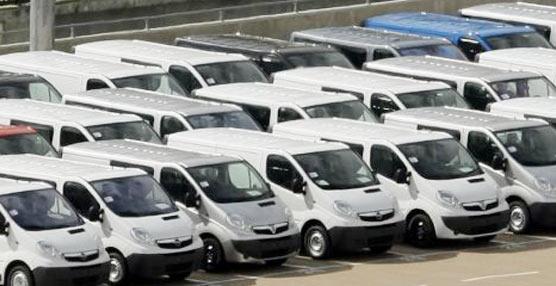 Las pymes y los trabajadores autónomos ayudan a afianzar el mercado de vehículos comerciales