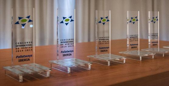 Palletways Iberia anuncia en su convención anual de ventas su objetivo de duplicar su tamaño en cinco años