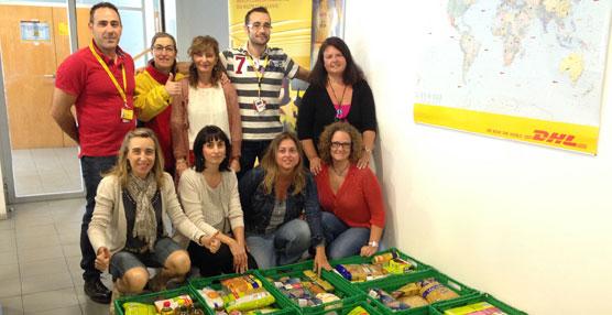 Más de un centenar de voluntarios de DHL participan en 8 proyectos de colaboración con diversas ONG