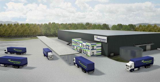 El Grupo Palletways amplía sus instalaciones en Alemania con una inversión de diez millones de euros
