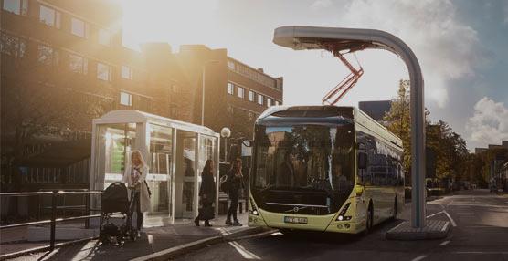 El fabricante Volvo está ya preparado para comenzar a producir en serie su primer autobús eléctrico