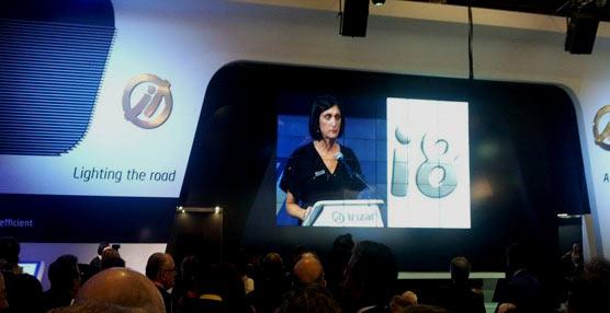 Irizar presenta oficialmente en Busworld 2015 el Irizar i8 nuevo autocar de última generación